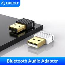 ORICO USB Bluetooth 4,2 + EDR Audio Remote Transmitter Mini Wireless Stereo Musik Adapter Bluetooth Dongle Für Desktop Laptop
