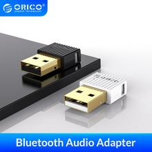 ORICO USB Bluetooth 4.2 + EDR Audio Remote Transmitter Mini Wireless Stereo Music Adapter Bluetooth Dongle For Desktop Laptop