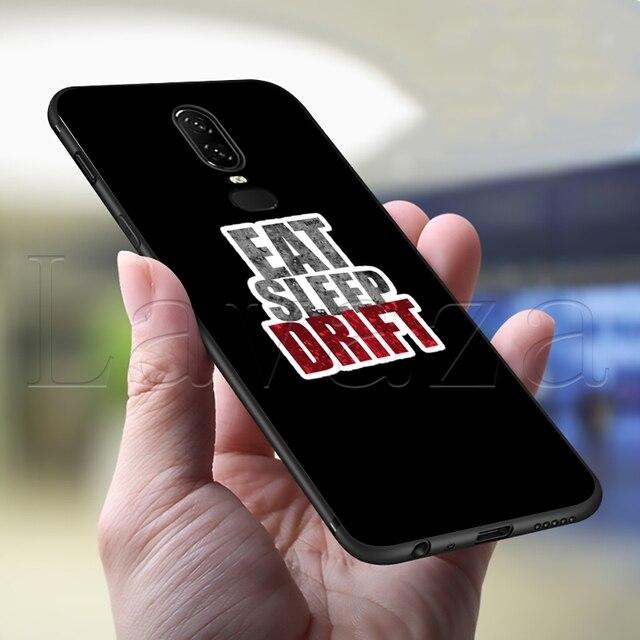 Lavaza manger sommeil JDM coque souple en Silicone pour OnePlus 7T Pro 6T 6 5T 5