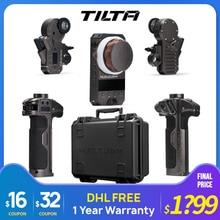 TILTA Nucleus M Wireless Follow Focus Lens Control System Nucleus M for 3 Axis Gimbal for Arri RED Tilta Max for DJI RONIN S