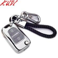 Автомобиль дистанционного Управление корпус-брелок для ключей Крышка для hyundai I30 IX35 акцент I20 Sonata для Kia K2 K5 Sportage L811 Sorento чехол для ключей