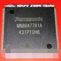 Free shipping  100% nuevo original MN8647781A MN8647781 QFP216