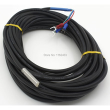 FTARP03 PT100 Водонепроницаемый Тип 10 м кабель польский стержень зонд головка RTD датчик температуры