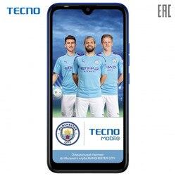 Смартфон TECNO KC6 Spark 4 air Nebula Black, 15,46 см(6.088дюйм) 1560 x 720, 2.0GHz, 4 Core, 2GB RAM, 32GB, 13Mpix/5Mpix, 2 Sim