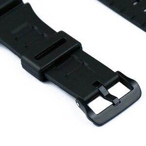 Image 5 - שעון אביזרי פין אבזם מתאים עבור Casio שרף רצועת מקרה גברים של שעון עם AQ S810W AQS810WC ספורט עמיד למים שעון להקה