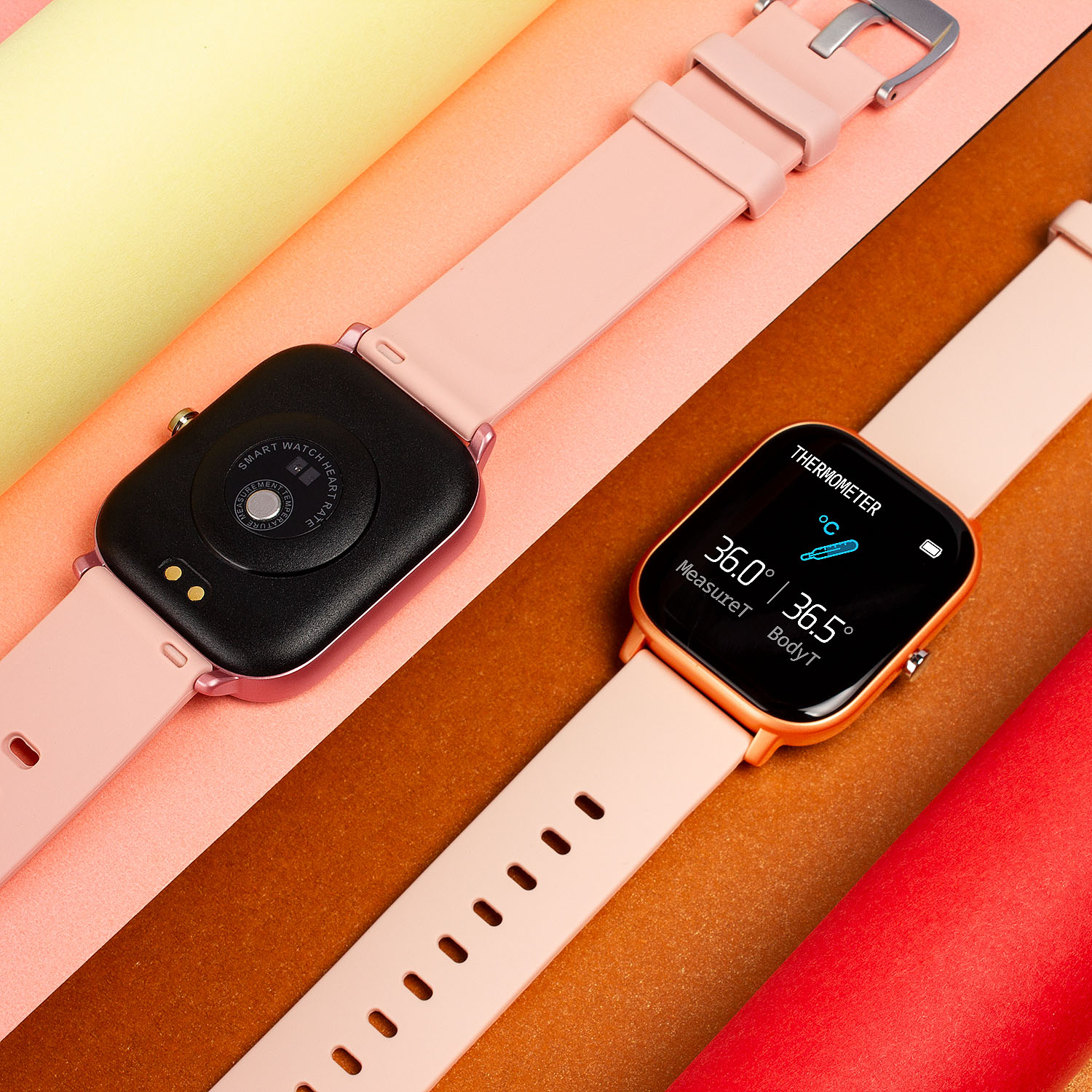 COLMI P8 Pro Smart Watch with Heart Rate Monitor 14