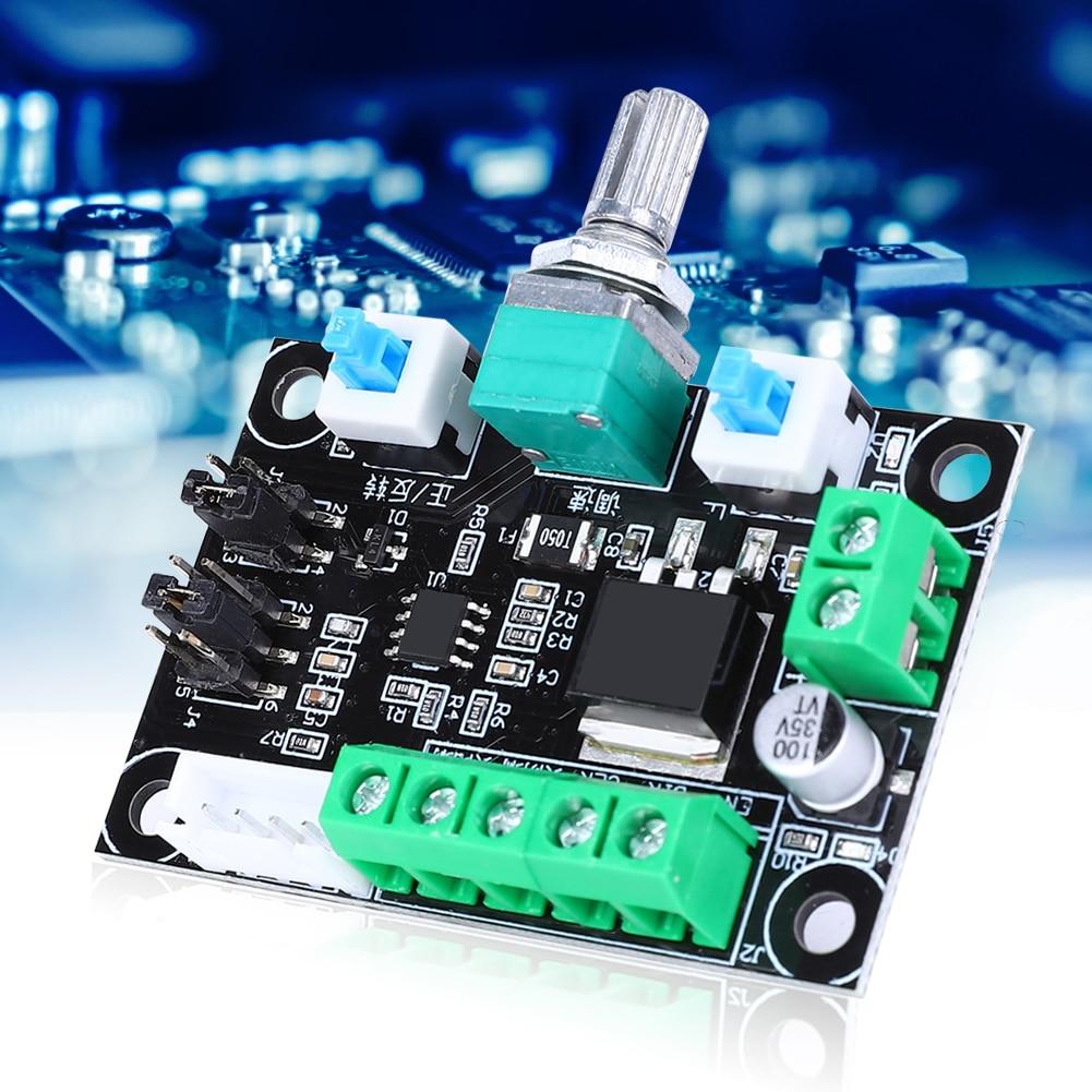 MKS OSC шаговый двигатель контроллер пульса ШИМ контроль скорости с высоким/средним/низкочастотным сигналом        АлиЭкспресс