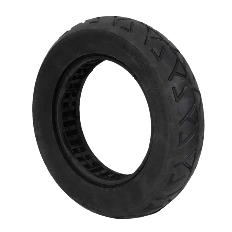 ELOS 10 Inch Explosion Proof Electric Scooter Solid Tire Tube for 10X2.5 Electric Scooter Inflated Spare Replace Tire Anti Pun Scooter Parts & Accessories     - title=