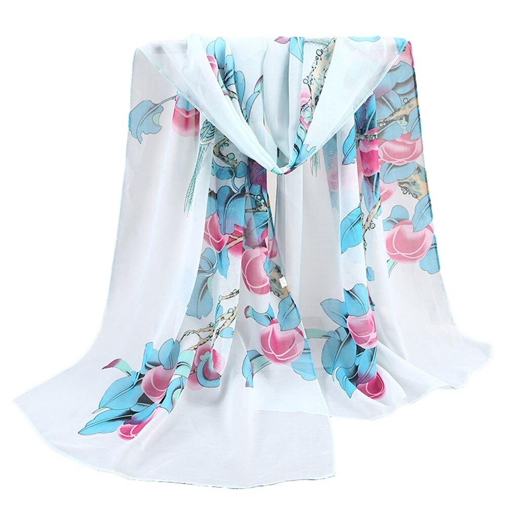 Women Fashion Jacquard Cotton Parisian Stripe Shawl Soft Beach Towel Scarf