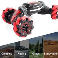 Hot! UK1024 Climbing Remote Control Car Drift Off Road Vehicle Gesture Sensing Twisting Car Remote Control Car Stunt Car