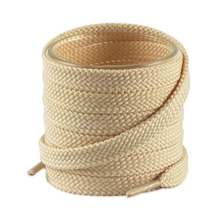 1 Pair Classic Flat Shoe laces Hollow Braided Shoelaces Off White Luxurious Simple Leisure Sneakers Unisex Shoelace 26 colors