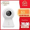Cámara domo inteligente 1080p alimentada por YI Pan/Tilt/Zoom inalámbrica WiFi IP Cam cámara de vigilancia de seguridad YI Cloud