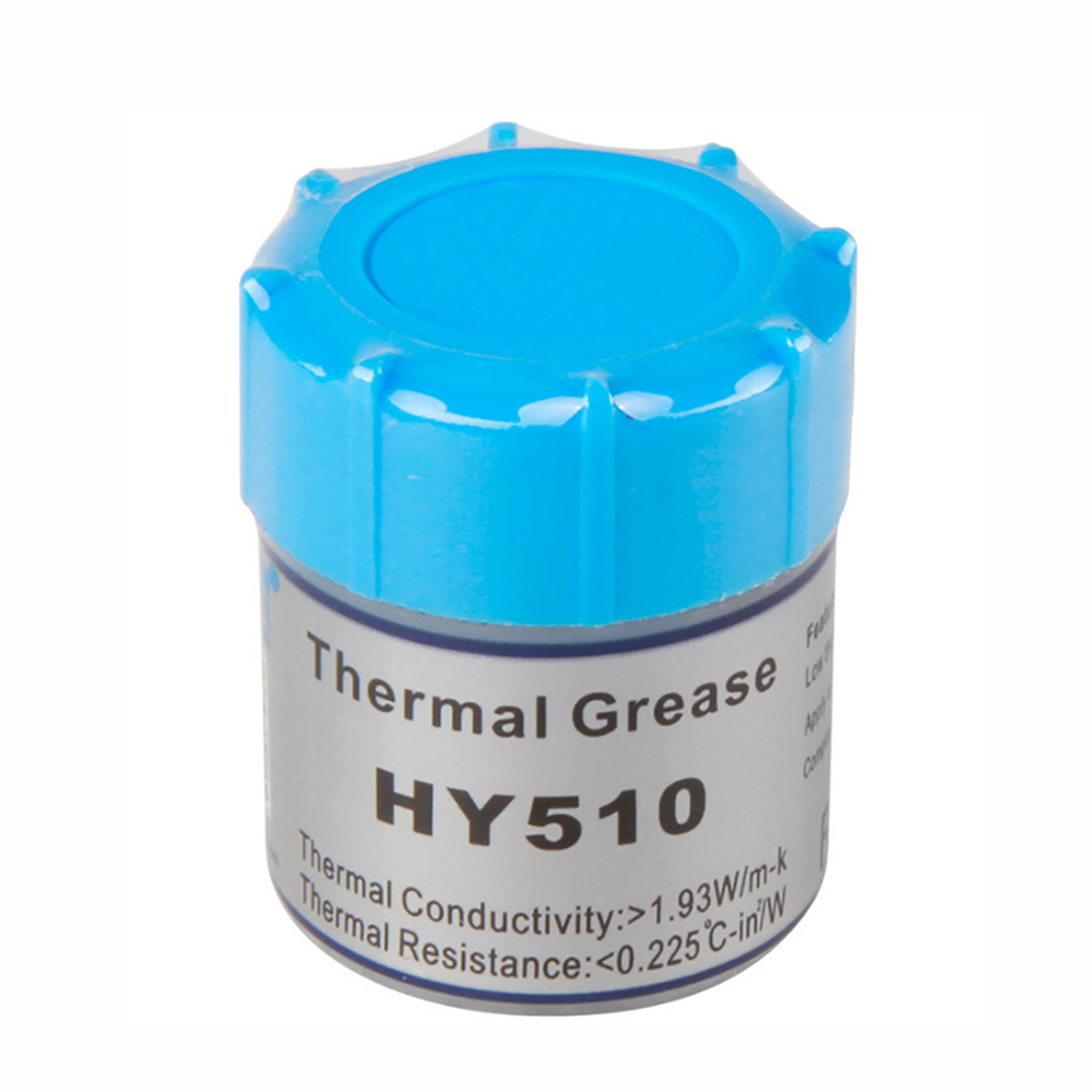 HY510 10g Thermal Graese Silicone Compound Thermal Paste Conductive Heatsink For CPU GPU Chipset notebook Cooling with scraper|Fans & Cooling Accessories| |  - title=