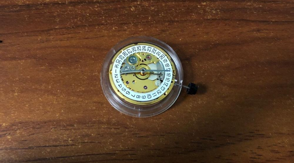 Seagull ST2100 Clone ETA 2836-2 Sellita SW-220 Automatic Movement Gold
