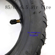 цена на Size 85/65-6.5 Electric Balance Scooter Off-Road tyre with inner tube DIY for Mini Pro Balance Scooter Mini Scooter Tires