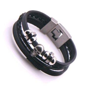 Bracelet crâne thor 1