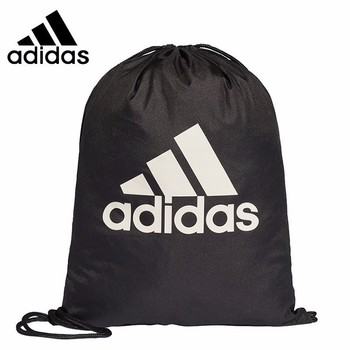 Original Adidas  Unisex General Gym Backpack Winter New Pattern Motion Shoulders Package Beam Pocket Pulling Rope Sports bags 1