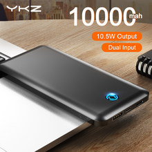 Ykz Power Bank 10000Mah Type C Usb Mini Draagbare Oplader Travel Power Bank Snel Opladen Mobiele Telefoon Powerbank 10000 snel Opladen QC 3.0 4.0 QC3.0 QC4.0(China)