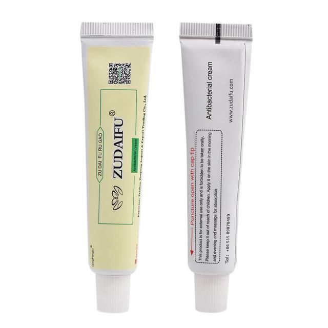 ZUDAIFU Skin Cream  Treatment for Eczematoid Body   Skin Care Cream NO Retail Box