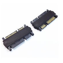 SATA 22-Pin Male to SATA 22-Pin Male Adapter