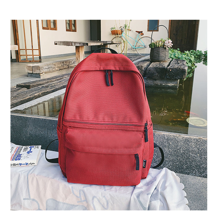Nova escola casual mochila bagpack à prova