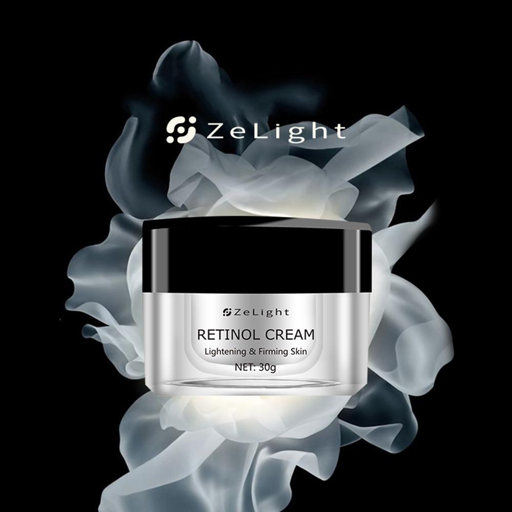 Whitening Cream Retinol Moisturizing VA Wrinkle Scar Removal Anti Aging Freckle Whitening Skin Cream For Face 30ml