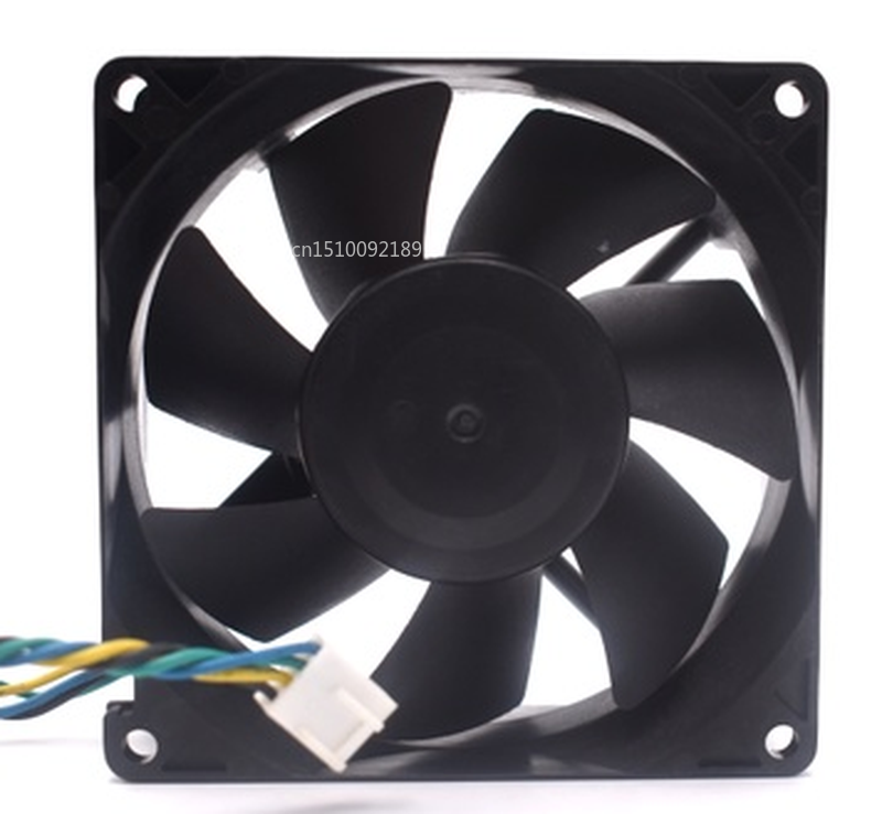 Free Shipping M35556-35 Ball Bearing Cooling Fan M35556-35DEL12F DC 12V 1A 9038 9CM 90*90*38mm 4 Wires