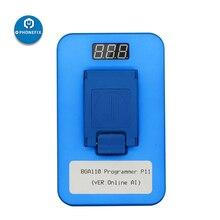 Программатор JC P11 BGA110 NAND для iPhone 8 8P X XR XS XSMAX 11 Pro Max NAND Flash для NAND SYSCFG модификация данных чтение записи