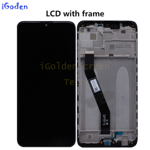 Image 2 - Original For Xiaomi Redmi 8A LCD Display With Frame Touch Screen Panel Digitizer Assembly For Xiaomi Redmi 8A 8 LCD