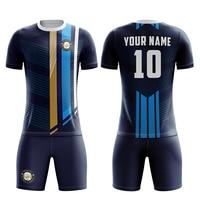 18 Custom Line Player Jersey+1 Goalkeeper Jersey+1 Shirt+19 Socks
