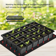 Inkbird Home Thermal Mat Seedling Heating Mat 120V/230V Gardening Supplies 20W Waterproof Planting Seed Germination Propagation