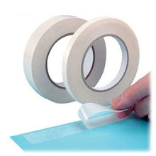Fita adesiva dupla face de 8m, super fina, forte, adesivo branco, poderoso, duplas, face, sem rastros, adesivo