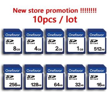 10PCS/lot Original micro SD Card 64MB 128MB 256MB 512MB 1GB 2GB 4GB 8GB SD Memory Card Secure Digital Flash Memory Card Standard