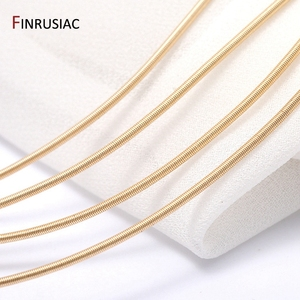 1.6mm Beaded Wire 14K Real Gol