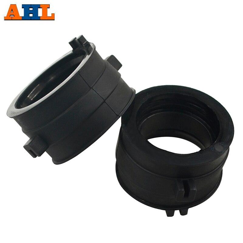 AHL Motorcycle Part Carburetor Intake Manifold Pad For Honda VT600 VT750 XL600V XLV600 XL650V XLV650 NT650 NTV600 NTV650(China)
