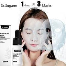 Hyaluronic Acid Face Serum Skin Care Essence Shrink Pore Moisturizing Repair Whitening Anti aging Dry Face Cream