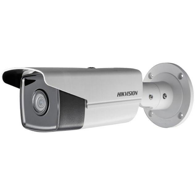 Camera IP Hikvision HiWatch DS-I100 (B) 6-6mm Color Bldg: White