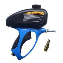 Портативный пневматический Пескоструйный пистолет домашний DIY Регулируемый Пескоструйный струйный аппарат Мини Воздушный Пескоструйный Аппарат