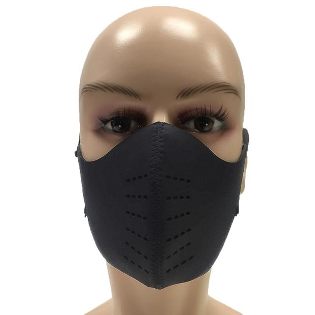 Dust Breathing Mask Activated Carbon Dustproof Mask with 1pcs Extra Carbon N99 Filter for bacteria proof Flu Face masks Care 4
