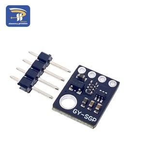 Image 5 - Indoor Air SGP30 Measurement Gas Sensor Multi pixel TVOC/eCO2 Quality Formaldehyde Carbon Dioxide Detector Tester For Arduino
