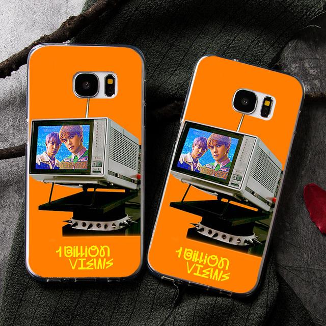 EXO-SC ALBUM 1 BILLION VIEWS THEMED SAMSUNG PHONE CASE