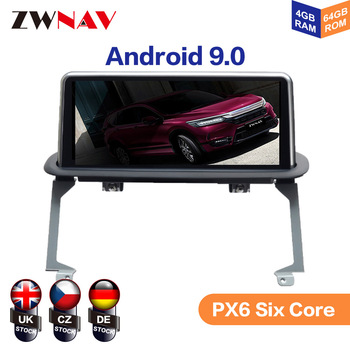 PX6 4G+64G Android 9.0 Car multimedia Player for BMW X5 Series F15 2014 2015 2016 2017 car Audio radio Gps Navi stereo head unit 10 25 android car multimedia player for bmw x6 f16 2014 2017 nbt navigation navi gps bt support 4g 3g wifi radio stereo
