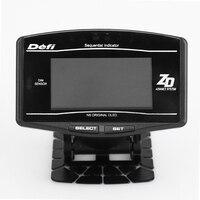 OBD2 Hud Head Up Display Digital Car6 In 1 Tacho WaterTemp Speed ODO Clock Trip Defi Meter OBD II Gauge For Honda Civic