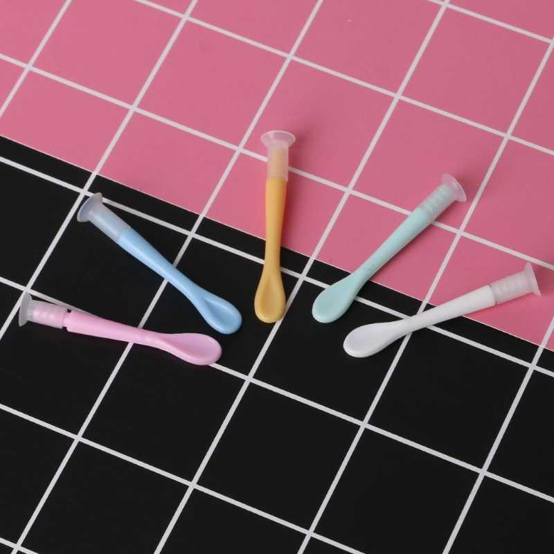 Ống kính Hút Du Lịch Chăm Sóc Dính Liên Hệ Tẩy Dụng Cụ Đầu Màu Ngẫu Nhiên Bộ