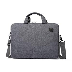 Valuewin à prova dvaluágua multi-função 15/15.6 polegada luva do portátil saco macbook pro 16 caso bolsa de negócios para hp xiaomi bolsa de ombro