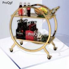 Prodgf 1 Set 80*72*38cm removable Wood Hotel Trolley
