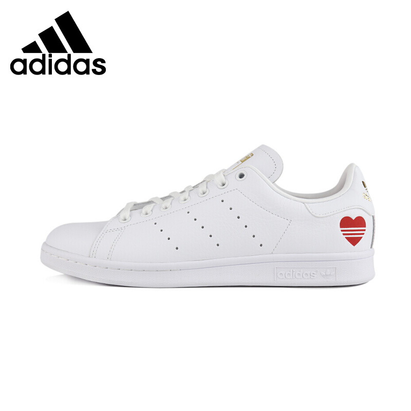 Original New Arrival <font><b>Adidas</b></font> Originals STAN SMITH <font><b>Unisex</b></font> Skateboarding Shoes Sneakers image