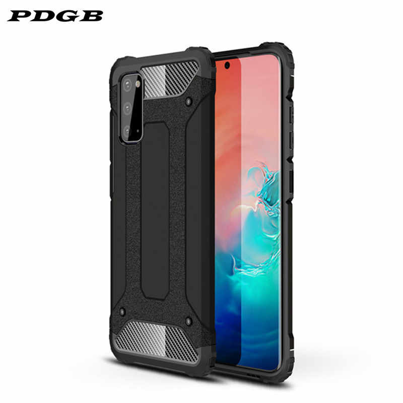 Rugged Phone Case For Samsung Galaxy S20 Ultra S10 Plus Note10 Pro Lite A51 A71 A81 A91 A01 A21 A11 A41 Armor Cover Shell