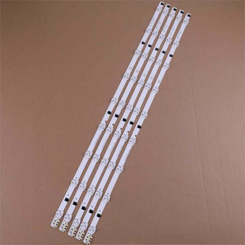 650Mm Led Backlight Lamp Strip 9 Leds Voor Samsung UA32F4088AR \ Aj \ Ua 2013SVS32H D2GE-320SC0 32 Inch Lcd monitor Hoge Licht 5 Pcs