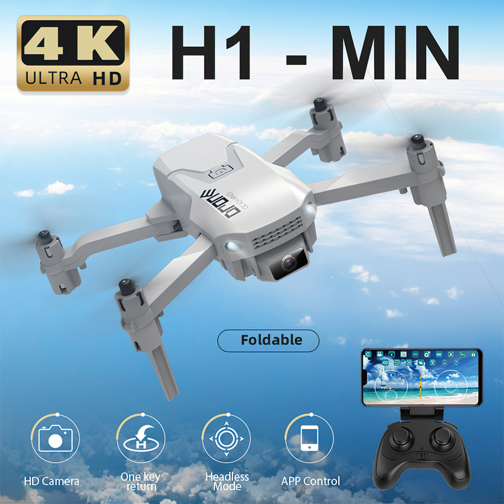 H7324e96c2cc0408498bf9c7603396b669 - TRAVOR Mini Drone Foldable Drone With 4K HD Camera Quadrotor Wing Remote Control Plane Aircraft For Photography Video Shooting